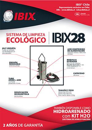 Folleto DBL IBIX 28